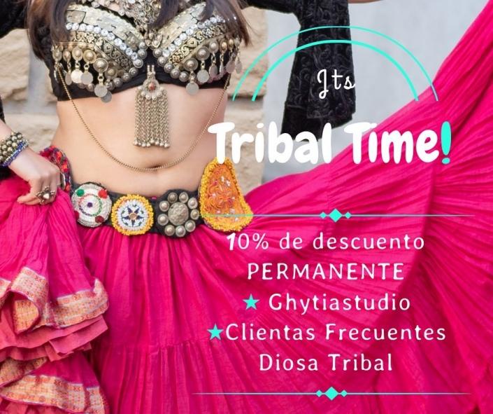 Blog 9 años de Diosa Tribal