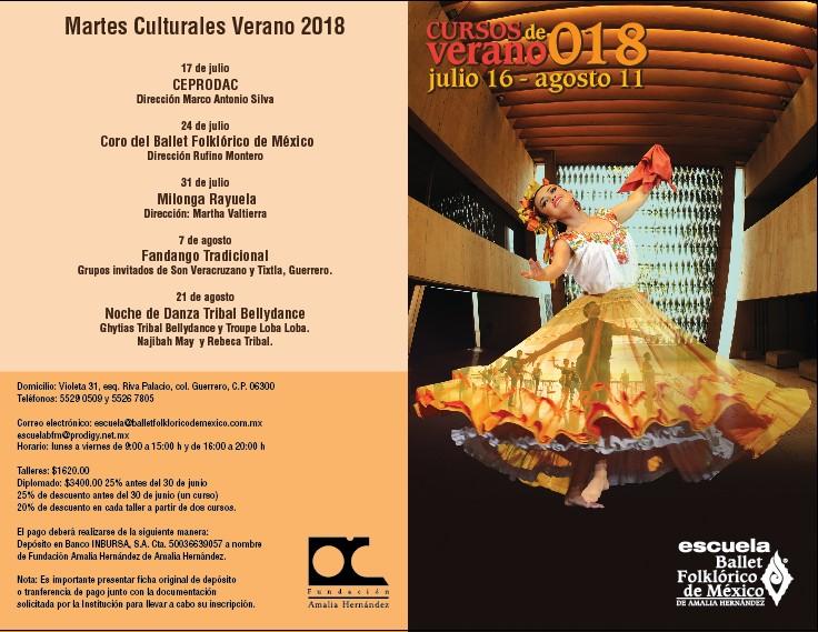 Blog Ghytias Tribal Bellydance Martes Culturales del Ballet Folklórico de México de Amalia Hernández